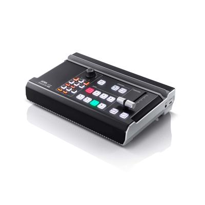 ATEN StreamLIVE™ PRO alles-in-één multikanaals AV-mixer Video switcher - Zwart,Grijs