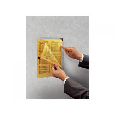 Tarifold inbinder: Showtas A4 zelfklevend/pak 5