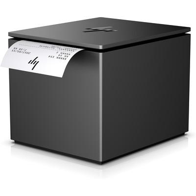 HP ElitePOS Pos bonprinter - Zwart