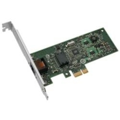 Intel Gigabit PRO/1000 CT Desktop Adapter PCI-express Netwerkkaart