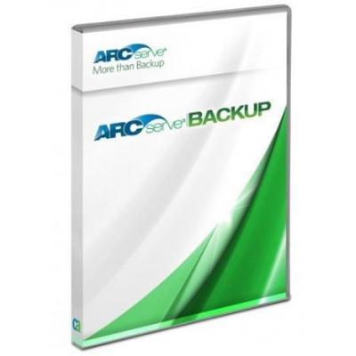Ca backup software: ARCserve Backup f/Linux Agent f/Oracle, RNW, 1Y VM, OLP, ML