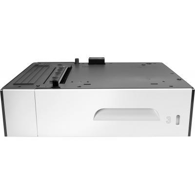 Hp papierlade: PageWide Enterprise papierlade voor 500 vel - Zwart, Grijs (Demo model)