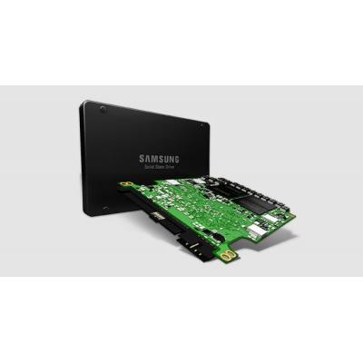 Samsung PM1633a SSD - Zwart