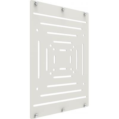 SmartMetals Business & VC trolley inbouw VESA 75-100-200 voor PC Muur & plafond bevestigings accessoire - Wit