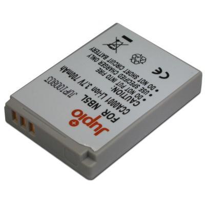 Jupio batterij: CCA0001, 750mAh, 3.7V - Wit