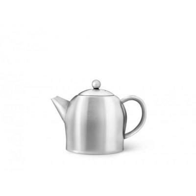 Bredemeijer teapot: Minuet Santhee - Roestvrijstaal