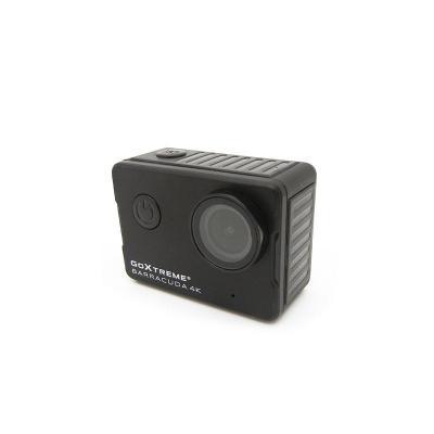 Easypix actiesport camera: GoXtreme Barracuda 4K - Zwart