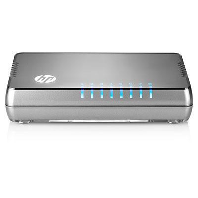Hp switch: V 1405-8G v2 - Grijs