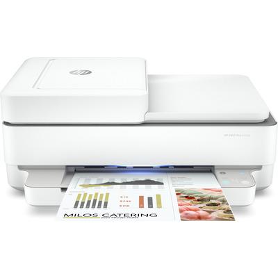 HP 6420e + Multifunctional - Zwart, Cyaan, Magenta, Geel
