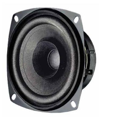 Visaton Speaker: VS-FR10/8 - Zwart