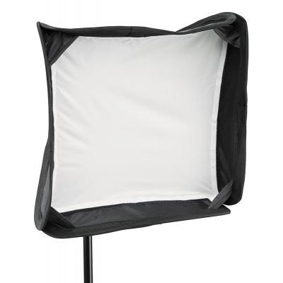 Delock softbox: CUlight SB 4040 Kit - Zwart