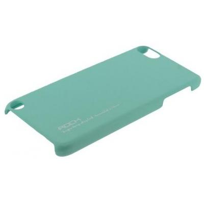 Rock MP3/MP4 case: Naked Cover Apple iPod Touch 5 Green - Blauw