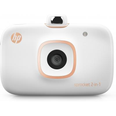 Hp fotoprinter: Sprocket 2-in-1 - Wit