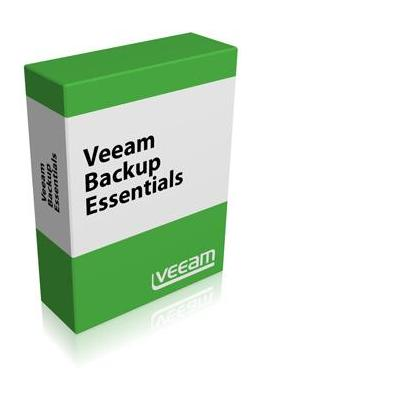 Veeam Backup Essentials backup software