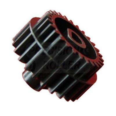 Brother Middle Roller Gear for HL-5030/5035, Black Printing equipment spare part - Zwart
