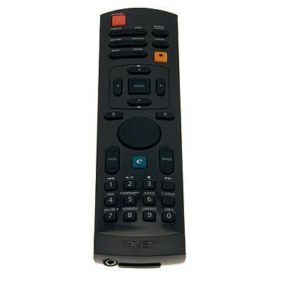 Acer afstandsbediening: Remote Control - Zwart