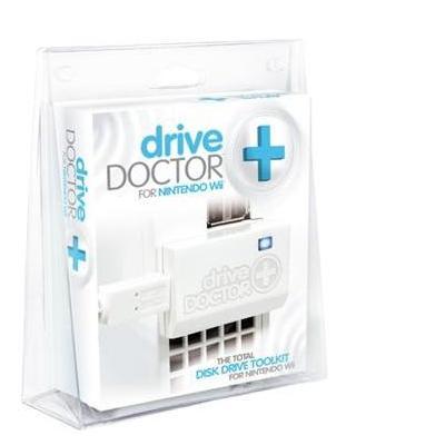 Datel spel accessoire: Drive Doctor, Nintendo Wii - Wit