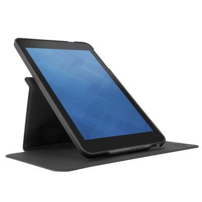 Dell tablet case: Venue Rotating Folio voor Venue 8 Pro 5855 - Zwart