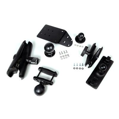 Honeywell RAM Mount Kit for VMC and Keyboard - Clamp Base, Medium Arm Montagekit - Zwart