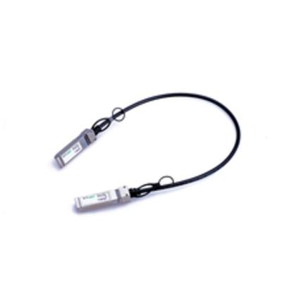 Microoptics kabel: 7m SFP+ - Zwart