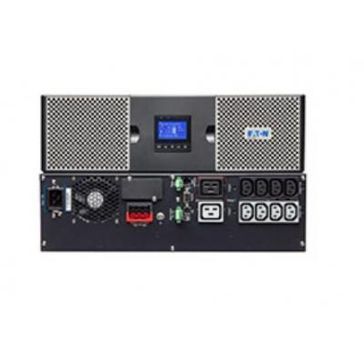 Eaton UPS: 9PX3000IRT3U - Zwart