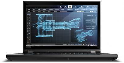 "Lenovo ThinkPad P53 15,6"" i7 16GB RAM 512GB SSD Laptop - Zwart"