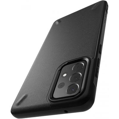 Ringke Onyx Backcover Samsung Galaxy A52 (5G) / A52 (4G) - Zwart - Zwart / Black Mobile phone case