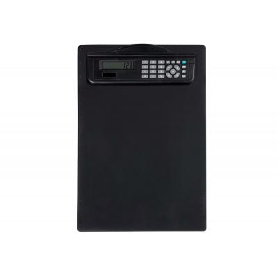 Maul calculator: A4 Clipboard Calculator - Zwart
