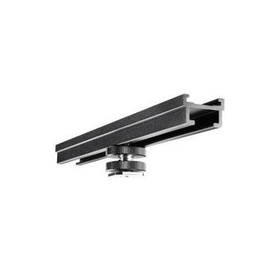 Walimex camera flits accessoire: Flash Mount Extension Rail 15cm - Zwart