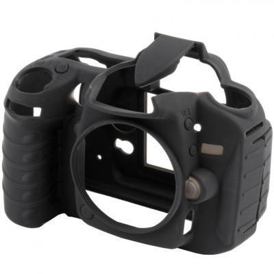 Easycover cameratas: camera case for Nikon D90 - Zwart