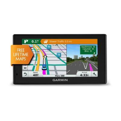 Garmin navigatie: DriveSmart 60LM - Zwart