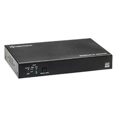 Kindermann 5778000053 Video switch - Zwart