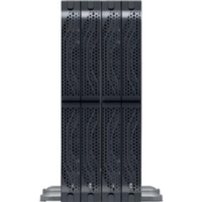 Legrand Batterijkast voorzien van 12 batterijen 12 V, 7.2 Ah voor UPS Daker DK Plus 1 KVA - Zwart