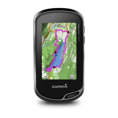 Garmin GPS tracker: Oregon 750t - Zwart