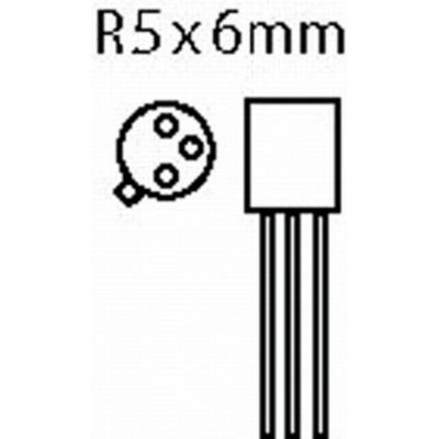 Cdil SI-N 40 V 0.8 A 0.5 W 300 MHz component