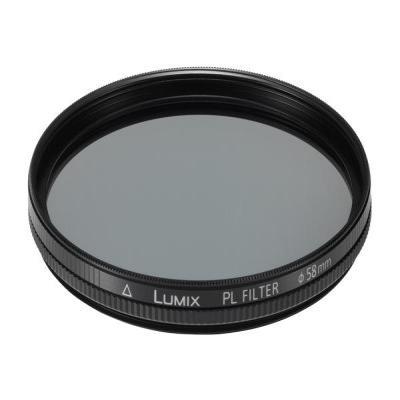 Panasonic DMW-LPL58GU Camera filter - Zwart