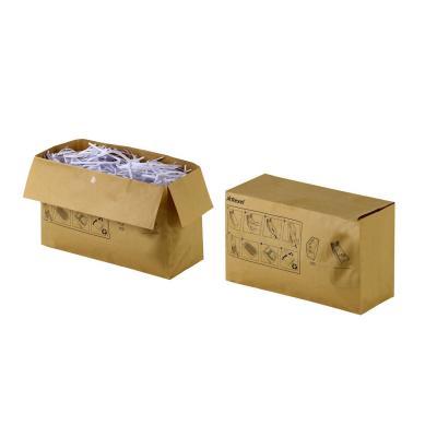 Rexel Recyclebare Opvangzak 70L voor Papiervernietigers (50) Papier-shredder accesoire - Bruin