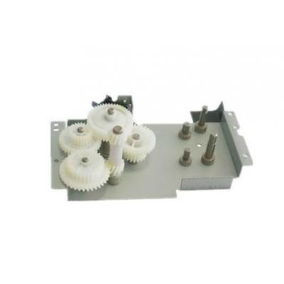 HP Fuser roller drive assembly, includes both motors, for LaserJet 4700 Refurbished Printerkit - Refurbished ZG