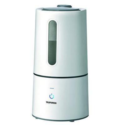 Telefunken luchtbevochtiger: Aroma Steam - Wit