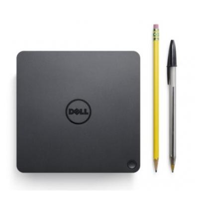 Dell mobile device dock station: 2x USB 2.0, 3x USB 3.0, Thunderbolt 3 (USB-C), Gigabit Ethernet, 180 W - Zwart