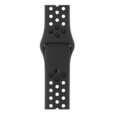 Apple : 42mm Anthracite/Black Nike
