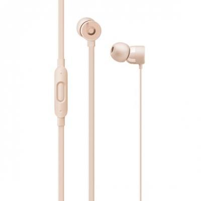 Apple headset: urBeats3 - Goud