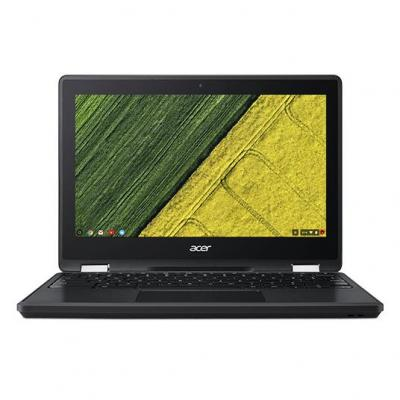"Acer laptop: Chromebook Spin 11 R751T-C6DQ - 11.6"" Celeron 4GB RAM 32GB Flash - Chrome OS - Zwart"
