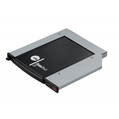CRU DP27 Interfaceadapter - Zwart