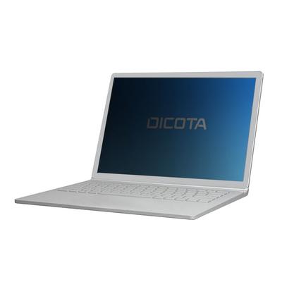 Dicota Secret 2-Way for HP Elite x2 1012 G2, side-mounted Schermfilter - Zwart