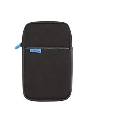"Garmin navigator case: Universal 7"" Carrying Case, Black - Zwart"