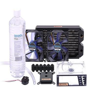 Alphacool NexXxoS Cool Answer 240 LT/ST Water & freon koeling