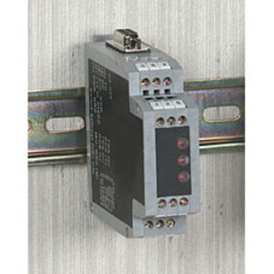 Black Box RS-232 to RS-422/RS-485 DIN Rail Converter with Opto-Isolation Seriele converter/repeator/isolator - .....