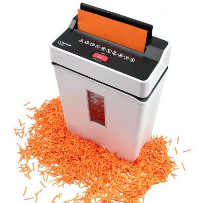 Olympia papierversnipperaar: 4 - 40 mm, 220 mm, 13 L, 75 dB, 230 V, 50 Hz, 300 W, 3.6 Kg, White - Wit