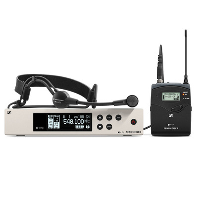 Sennheiser 507517 Draadloze microfoonsystemen